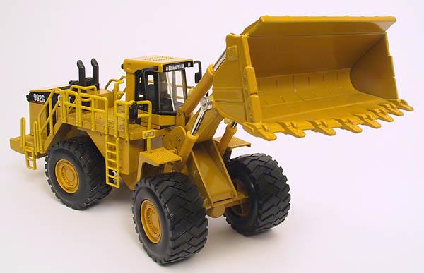 Baumaschinen Modelle Net My Collection Caterpillar 992g