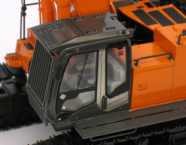 Picture Hitachi / Demarec Zaxis ZX870LCH-3 / XS-4800